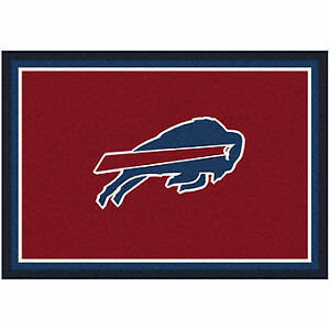 Brand new Buffalo Bills rugs licensing!!