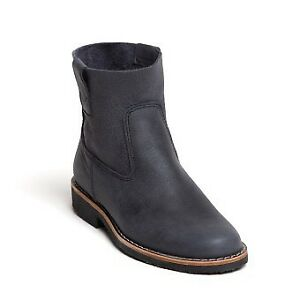 Roots Shorty Tribe leather boots