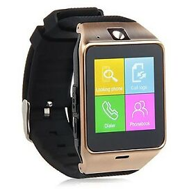 bluetooth smart watch make and receive calls (can be linked with your smart phone)water resistant