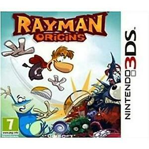 Looking for Rayman Origins for 3DS