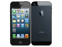 Iphone 5, 64gb, unlocked, as new £110 fixed price