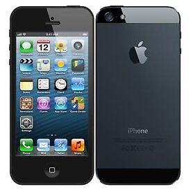 Iphone 5 64gb unlocked to all networks
