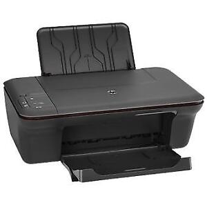 HP Deskjet 1050 All-in-One Inkjet Printer series - J410