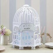 Wedding Birdcage Centrepieces