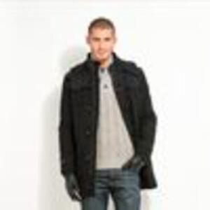 2 pour 1: manteau 100% laine CHAUD/PROPRE & blazer marque MEXX
