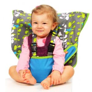 Chaise haute compacte en tissu (mylittleseat)