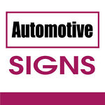 AUTOMOTIVE SIGNS UK