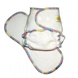 AMP Hemp Fitted Diapers and Inserts