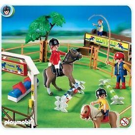 Playmobil riding school