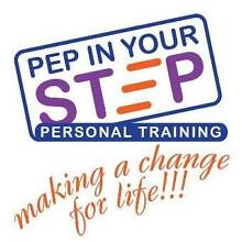 Pep in Your Step Personal Training Wembley Cambridge Area Preview