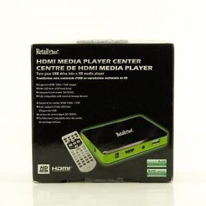 hdmi media player center box