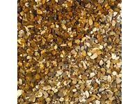 Golden Flint decorative chips