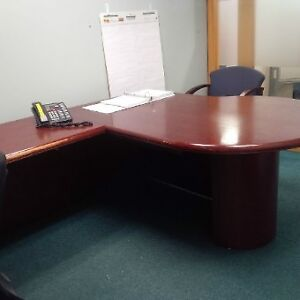 Three Executive Office Suites