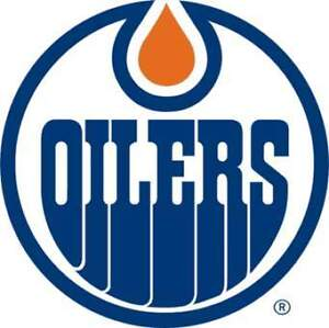Oilers - Pittsburgh Penguins - 2 tickets lower bowl