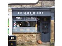 Shop to let, prime location in Haworth, previously used as successful Barber shop