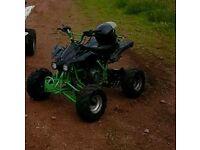 125 quad bike