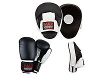 Boxing Gloves MaxStrength
