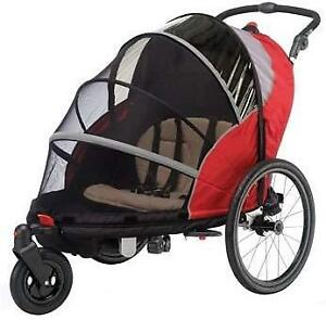 InStep 2 Children Joyrider Bike Trailer