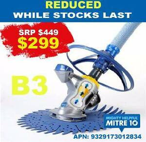 Barracuda B3 pool cleaner - Automatic - BRAND NEW Broadbeach Waters Gold Coast City Preview