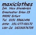 maxiclothes - Textil & Logistik