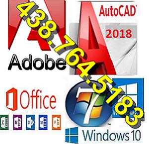 .ADOBE PHOTOSHOP MASTER COLLECTION CS6**CC2015**CC2018 —PC--MAC