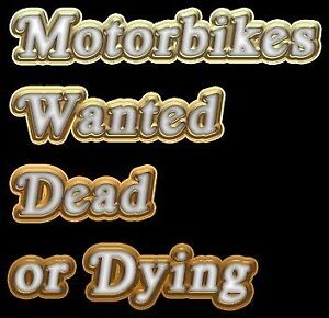Looking for your stored out of service bikes