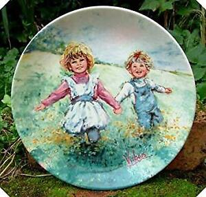Vintage My Memories by Mary Vickers, Wedgewood Mint Condition