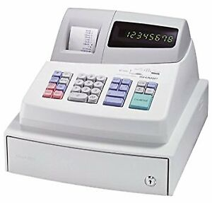 $80 Cash register sharp XE-A101