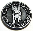 Saint Christopher Coin