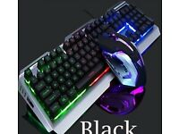 Gaming mouse/keyboard/ and mouse pad bundle FOR ONLY £20