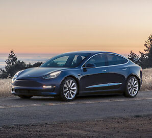 Tesla Model 3 - First Day Reservation