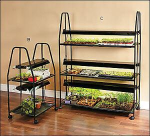 Grow-light stand