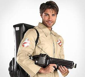 Adult Ghostbuster Costume Large