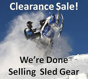 Sled Gear Clearance – All Prices Reduced at RE-GEAR
