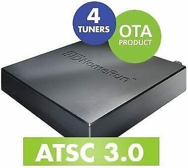 SiliconDust HDHomeRun Flex 4K NextGen TV: 4 x ATSC Tuners, 2 Support ATSC 3.0