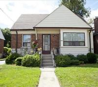 3 Bedroom Solid Brick Family Home (Warden Ave & Danforth Ave)
