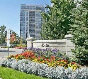 "Prestigious 1 bedroom ""Thornhill City Centre"" Condo from April 1"