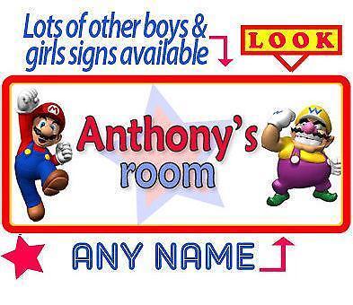 Girls Bedroom Door Sign. Bedroom Door Sign   eBay