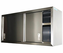 STAINLESS STEEL WALL CABINETS Silverwater Auburn Area Preview