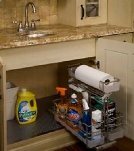 Roll-out Cleaning Caddy