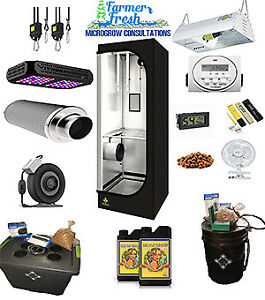 Hydroponics grow kits from $350-$1100