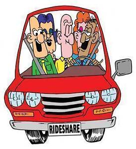 Ride available London to Windsor Friday July 29, 8:00 pm
