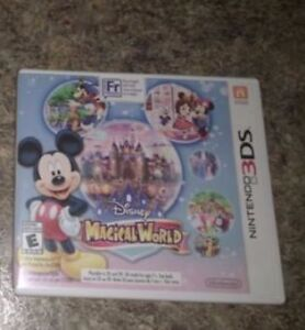 Selling Disney Magical World for Nintendo 3DS!