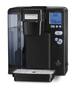 2 cuisinart Keurig coffee machine