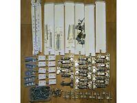 Kitchen cabinet hardware - hinges, drawer runners, soft-closers, brackets ETC