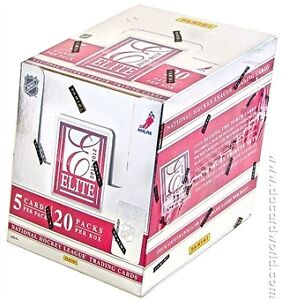 2011-12 PANINI ELITE HOCKEY HOBBY SEALED BOX