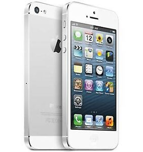 Apple iPhone 5 - White 16gb (unlocked)