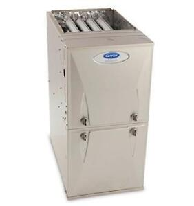 New Carrier High Efficiency Furnace $2695 installed