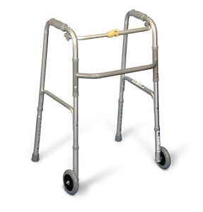 Rehab Aluminum Folding Walker & Rollator Walkers NEW & USED