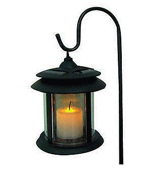 Flickering Candle Solar Lights Ebay